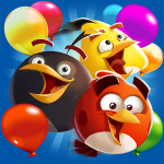 Angry Birds Blast v 1.8.4 Hack MOD APK (Money)