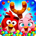 Angry Birds POP Bubble Shooter 3.27.1 APK + Hack MOD (Gold)