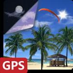 Beach Palms PRO Summer Sea shore 3D Live Wallpaper 1.06 APK