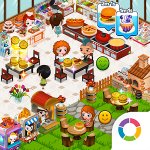 Cafeland – World Kitchen v 2.1.21 Hack MOD APK (Money)