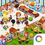 Cafeland – World Kitchen v 1.9.9 Hack MOD APK (Money)