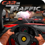 Car In Traffic 2018 v 1.2.0 Hack MOD APK (Money)