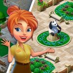 Family Zoo: The Story v 1.3.4 Hack MOD APK (Unlimited Coins/Tickets/Materials/Lives /Boosters)