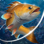 Fishing Hook v 2.0.4 Hack MOD APK (Ad-Free / Money)