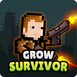 Grow Survivor – Idle Clicker v 6.1.4 Hack MOD APK (Free Shopping)