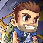 Jetpack Joyride v 1.23.1 hack mod apk (Money)