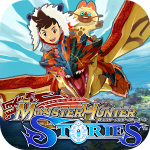 Monster Hunter Stories 2.0.50 APK + Hack MOD (Menu / One Hit)