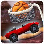Pixel Cars Basketball v 1.4 APK + Hack MOD (Money)