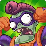 Plants vs. Zombies ™ Heroes v 1.26.3 Hack MOD APK (Unlimited Turn)