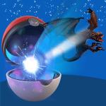 Pocket Dragons Go! v 1.1 APK + Hack MOD (Elf ball)