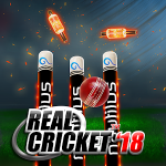 Real Cricket 18 APK + Hack MOD (Money / Unlocked)