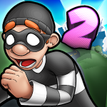 Robbery Bob 2 Double Trouble 1.6.4.1 Hack MOD APK (tools + suits)