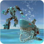 Robot Shark v 1.1 Hack MOD APK (Skill point)