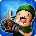 Run! Soldier, Run! 1.2 APK + Hack MOD (Money)