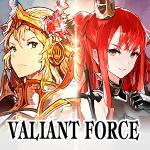 Valiant Force v 1.25.0 Hack MOD APK (God mode / Massive Damage)