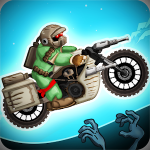 Zombie Shooter Motorcycle Race v 3.46 Hack MOD APK (Money)