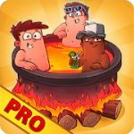 Farm and Click – Idle Hell Clicker Pro v 1.0.9 APK + Hack MOD (Money)