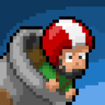 Human Cannonball 1.1 APK + Hack MOD (Parachutes)