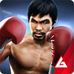 Real Boxing Manny Pacquiao v 1.1.0 Hack MOD APK (money)