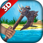 Savage Island Survival v 1.0.3 APK + Hack MOD (Unlock All Level)