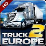 Truck Simulator Europe 2 HD v 0.26 Hack MOD APK (money)