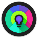 Black Light Icon Pack 3.5 APK Patched