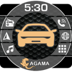 Car Launcher AGAMA Premium 2.1.2 APK