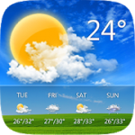 GO Weather Widget Theme, Wallpaper Efficient Premium 6.147 APK