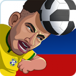 Head Soccer Russia Cup 2018: World Football League v 4.1.0 Hack MOD APK (Money)