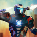 Iron Avenger: Origins v 1.11 Hack MOD APK (Money / Free Upgrade / Shopping)