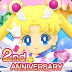 Sailor Moon Drops v 1.26.0 Hack MOD APK (50 steps)