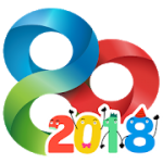 GO Launcher 3D parallax Themes & HD Wallpapers 3.04 b678 APK Prime