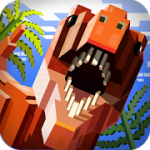 Jurassic Pixel Craft: dino age v 7.31 Hack MOD APK (Money)