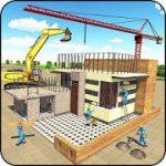 Modern House Construction 3D Hack MOD APK (Unlocked)