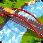 Path of Traffic- Bridge Building v 2.1.0 Hack MOD APK (Unlocked)