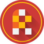 Redox Icon Pack 4.6 APK Paid