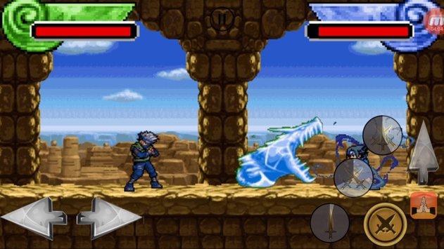 Shinobi Ninja Tournament As
