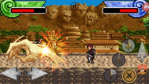 Shinobi Ninja Tournament W