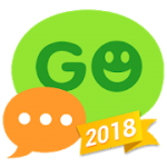 GO SMS Pro Messenger Free Themes, Emoji 7.73 APK