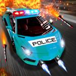 Police Venom Force: Fastlane Arcade Shooting Car v 1.0.5 Hack MOD APK (Money)