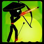 Stickman Ninja Archer Fight v 1.1 APK + Hack MOD (Money)