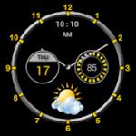 Super Clock Widget 10.3.1 APK