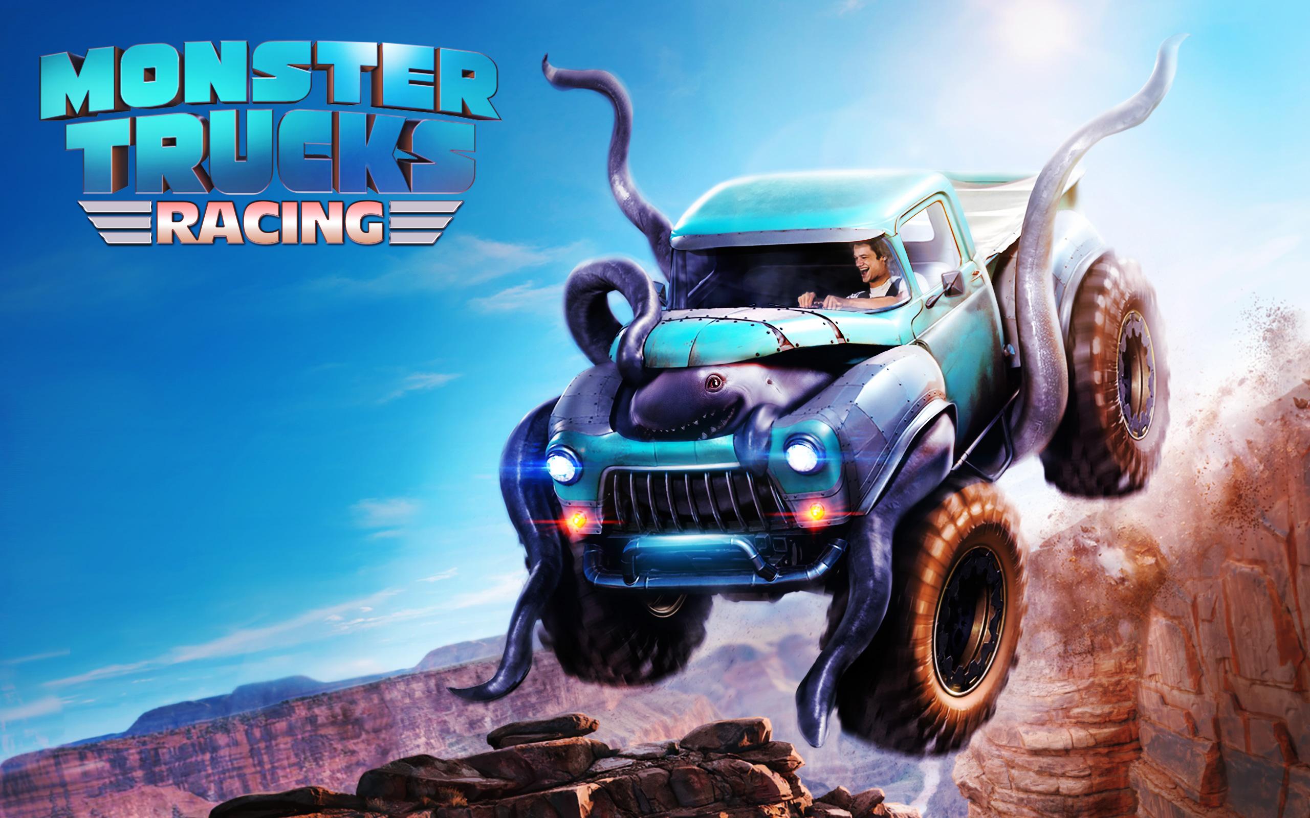 Monster Truck Racingv