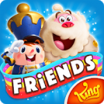 Candy Crush Friends Saga v 1.27.6 Hack MOD APK (Unlimited Lives / Plus 100 Moves)