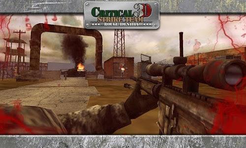 Critical Strike Team 3Das