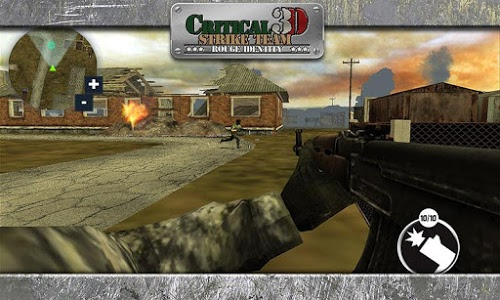 Critical Strike Team 3Dzz
