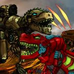 Dino Robot Battle Arena: Dinosaur game v 1.2.0 Hack MOD APK (Money)