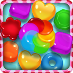 Jellipop Match v 5.9.0 Hack MOD APK (Unlimited gold coins)
