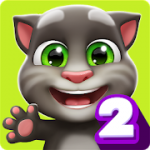 My Talking Tom 2 v 1.0.2001.25 Hack MOD APK (Money / Stars)