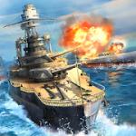 Warships Universe: Naval Battle v 0.8.0 Hack MOD APK (Money)